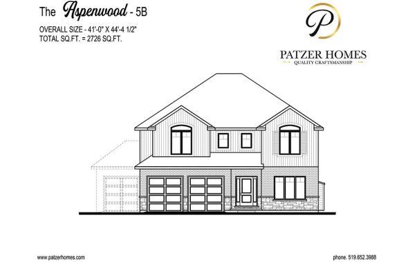 The Aspenwood 5B